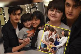 Mohsin Khan and Tanmay Rishi aka Kartik and Kairav give us true father-son goals 1