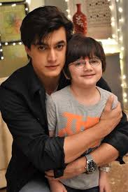 Mohsin Khan and Tanmay Rishi aka Kartik and Kairav give us true father-son goals 8