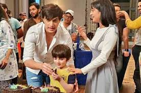 Mohsin Khan and Tanmay Rishi aka Kartik and Kairav give us true father-son goals