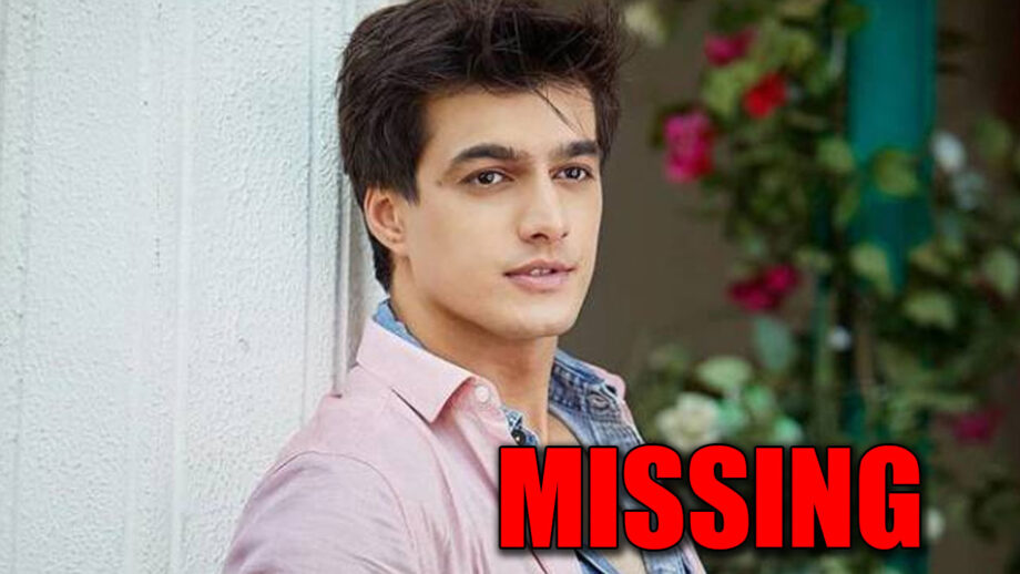 Mohsin Khan is missing someone special
