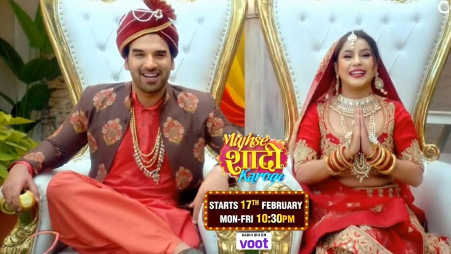 Mujhse Shaadi Karoge: Shehnaaz Gill and Paras Chhabra set out to find suitable partner