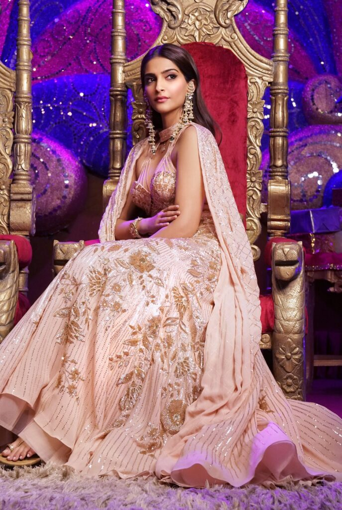 Need inspiration for your wedding? Check out these impressive Sonam Kapoor's Bridal looks 2