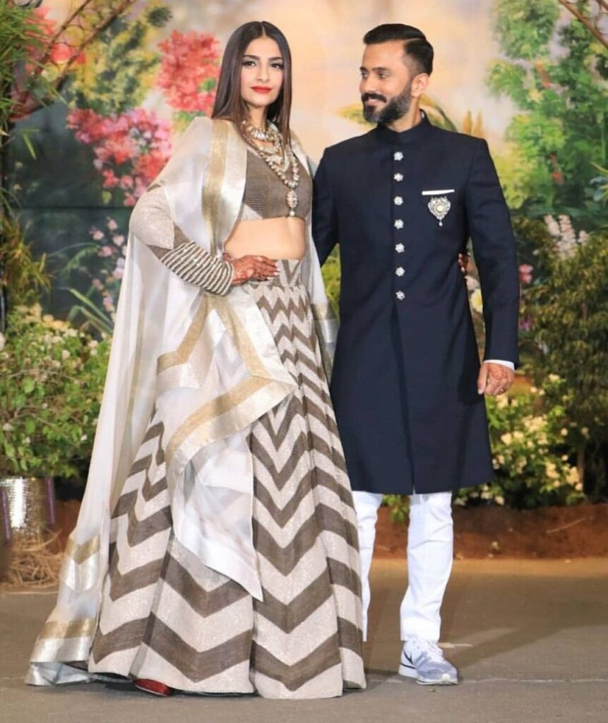 Need inspiration for your wedding? Check out these impressive Sonam Kapoor's Bridal looks 3