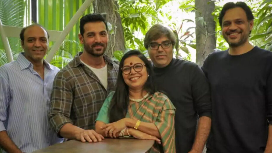 John Abraham to produce biopic of social entrepreneur Revathi Roy