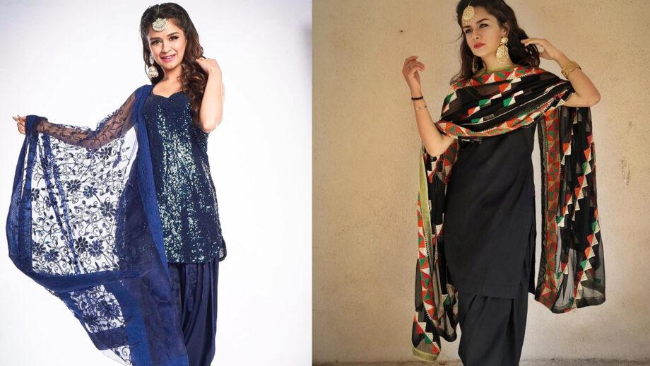 PICS: We can't stop gushing over Avneet Kaur's Punjabi Suit LOOKS