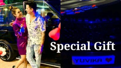 Prince Narula gifts an expensive car to wife Yuvika Chaudhary this Valentine's Day 1