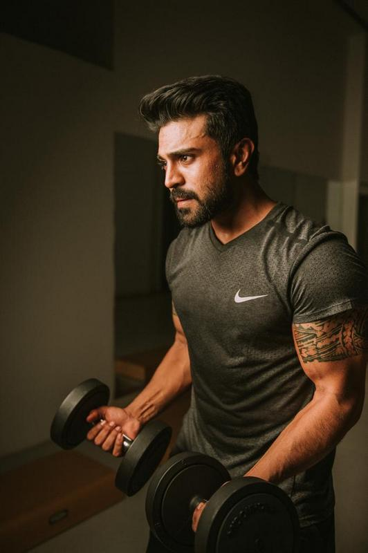 Ram Charan's workout routine will inspire you to hit the gym 1