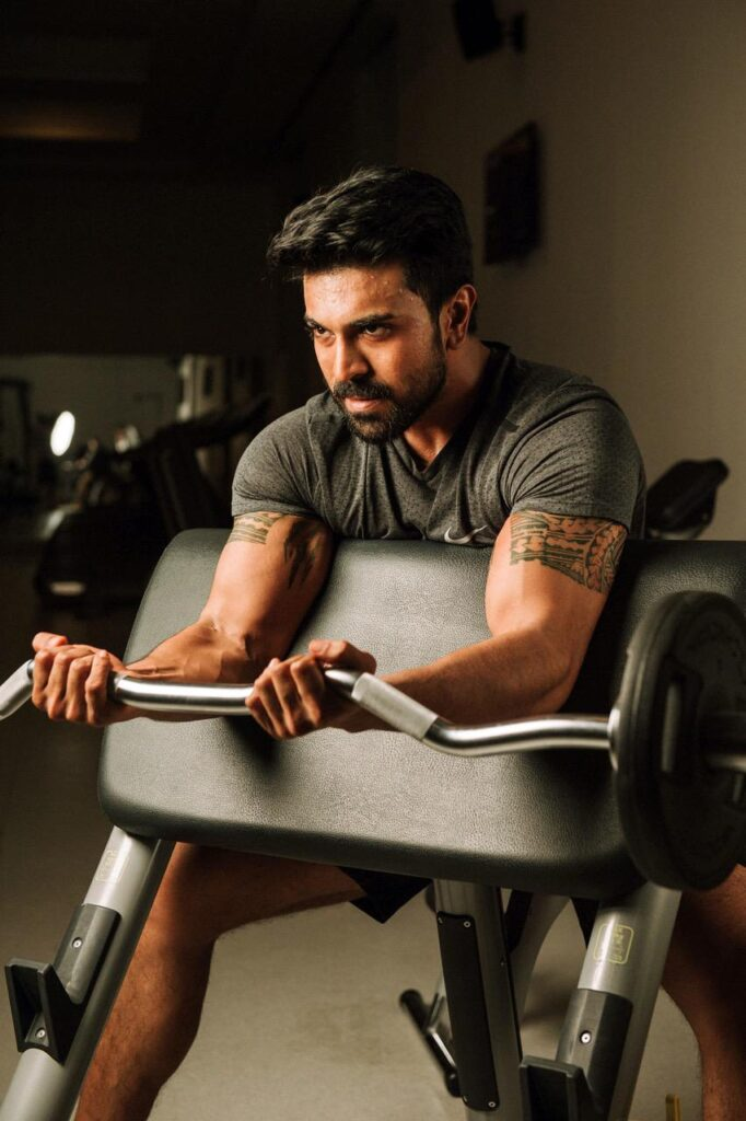 Ram Charan's workout routine will inspire you to hit the gym 4