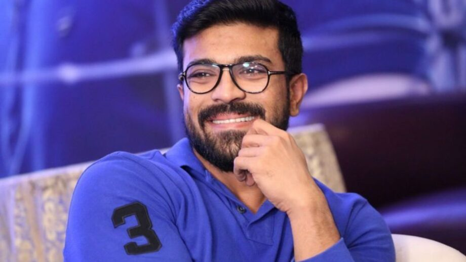 Ram Charan's workout routine will inspire you to hit the gym