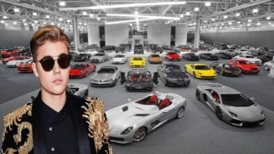 REVEALED Justin Bieber's Unusual Car And Bike Collection