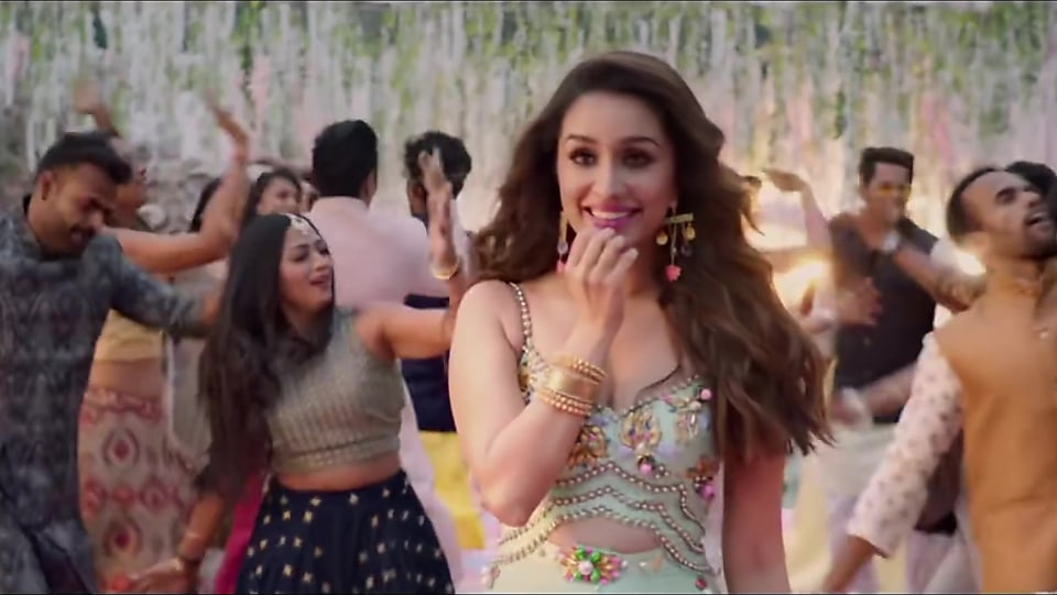REVEALED: Shraddha Kapoor's super hot WEDDING look from her next song 'Bhankas' IWMBuzz
