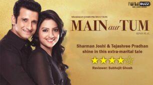 Review of Play 'Main Aur Tum': Sharman Joshi and Tejashree Pradhan shine in this extra-marital tale