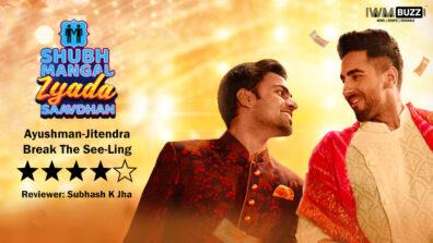 Review of ShubhMangalZyadaSaavdhan:Ayushman-JitendraBreak The See-Ling 1