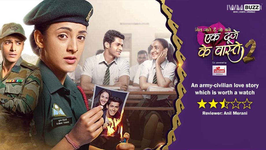 Review of Sony TV's Ek Duje Ke Vaaste 2: An army-civilian love story which is worth a watch