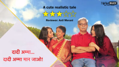 Review of Star Plus' Dadi Amma Dadi Amma Maan Jaao: A cute, realistic tale