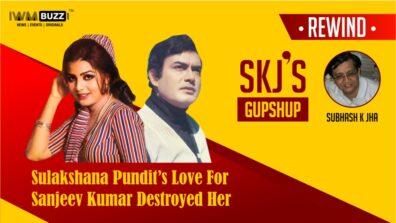 Rewind: Sulakshana Pundit's  Love For Sanjeev Kumar Destroyed Her
