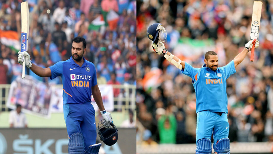 Rohit Sharma vs Shikhar Dhawan: The Cricketer Better Known For Strong Comebacks