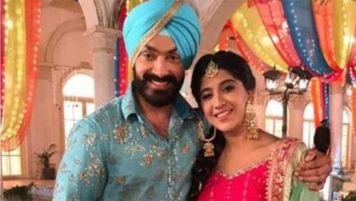 Scenes from Choti Sarrdaarni's Sarabjeet & Meher chemistry will make you blush 1