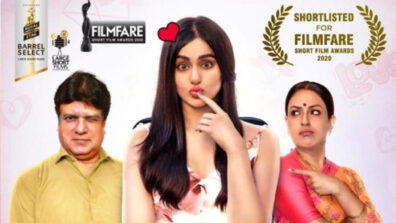 Seema Desai's 'Tindey' helps Rajesh Sharma bag a Filmfare Award