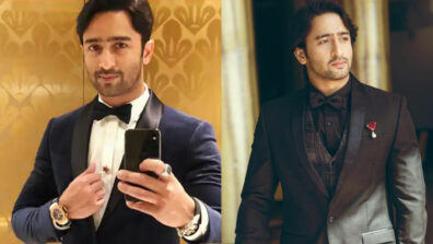 Shaheer Sheikh looks flawless in a Tuxedo, here's proof 7