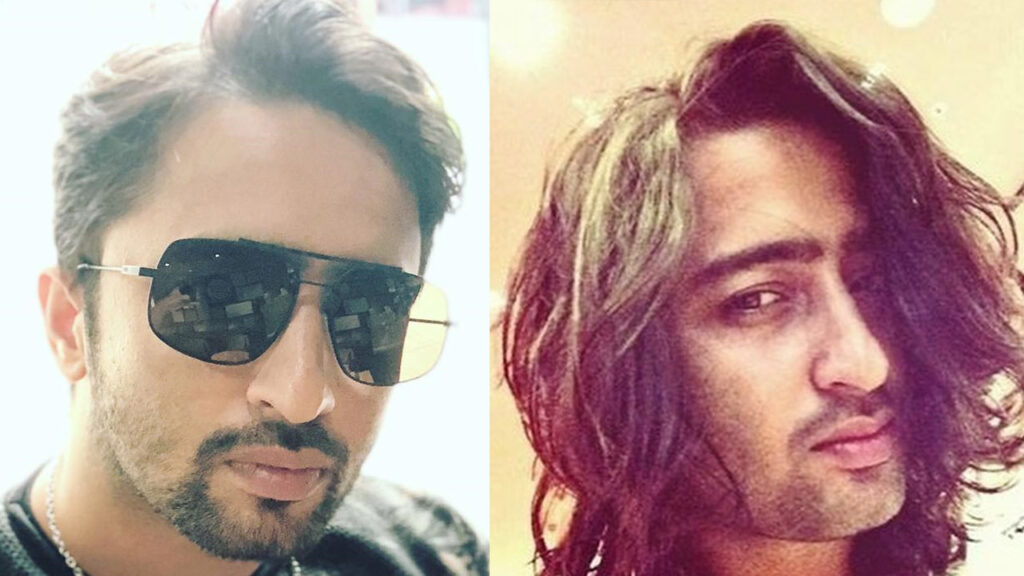 Shaheer Sheikh With Long Or Short Hairstyle Which Is Better Iwmbuzz