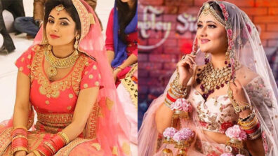 Shehnaaz Gill or Rashami Desai: Who looks better in lehenga?