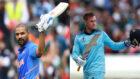 Shikhar Dhawan vs Jason Roy: The Best Attacking Opening Batsman