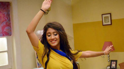 Shivangi Joshi is a trained Kathak dancer and here's proof