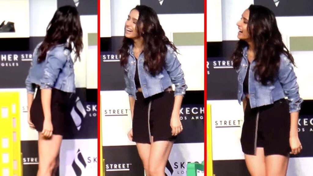 Shraddha Kapoor's most awkward moments in uncomfortable outfits 3