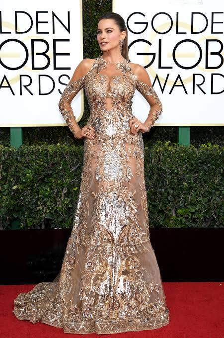 Sofia Vergara's beauty look and inimitable sense of style 1