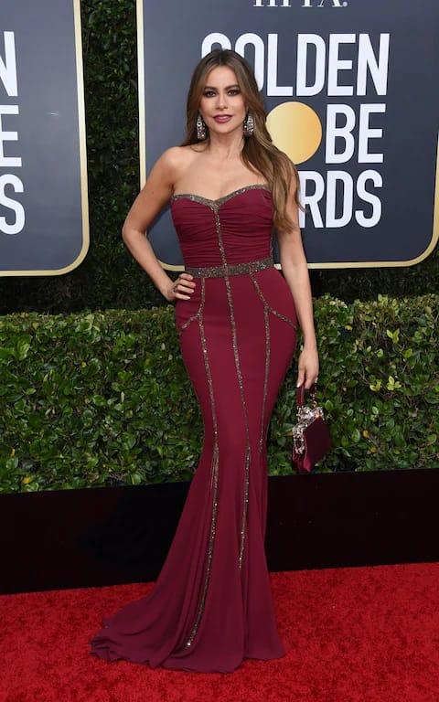 Sofia Vergara's beauty look and inimitable sense of style 2