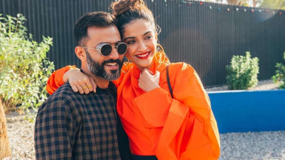 Sonam Kapoor and Anand Ahuja prove they are a perfect couple