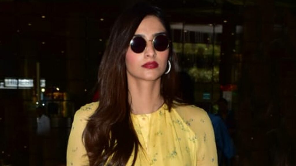 Sonam Kapoor's Spunky Collection of Sunglasses 4
