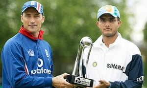 Sourav Ganguly And His Top Cricketing Rivalries