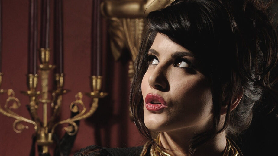 Sunny Leone's HOT photos that prove her love for red lipstick