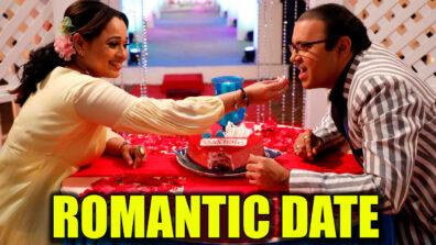 Taarak Mehta Ka Ooltah Chashmah: Madhavi and Bhide's romantic date on Valentine's Day 3