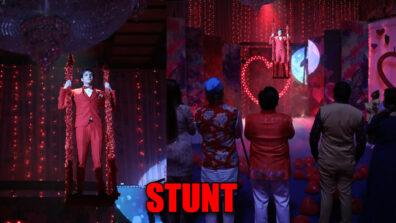 Taarak Mehta Ka Ooltah Chashmah: Tapu does a love stunt for Sonu on Valentine's Day