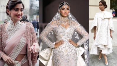 Take style tips from Sonam Kapoor's Paris Fashion Week outfits 5