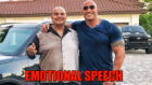 The Rock's emotional speech on his father's death