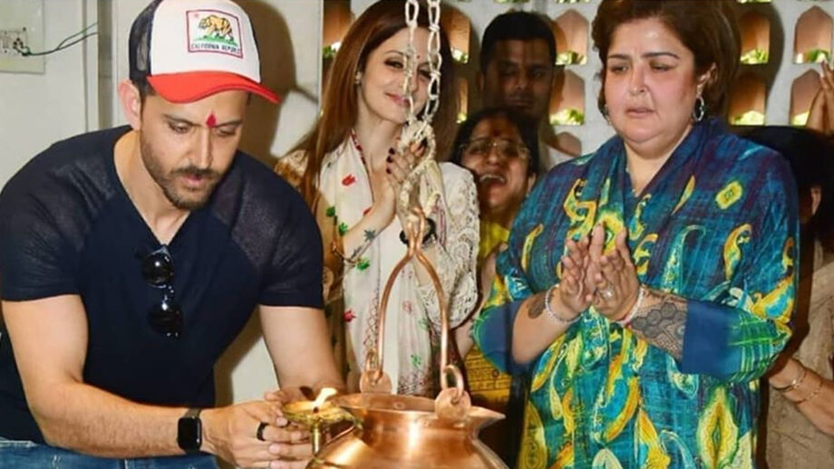 This is how Maha Shiv Ratri brought Hrithik Roshan & Sussane Khan TOGETHER again