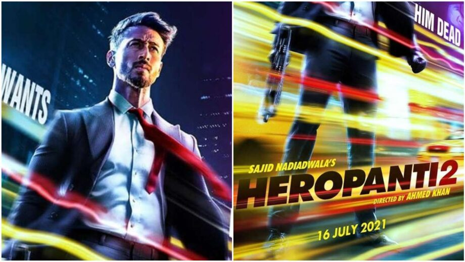 Tiger Shroff announces `Heropanti 2`, sequel to his debut film