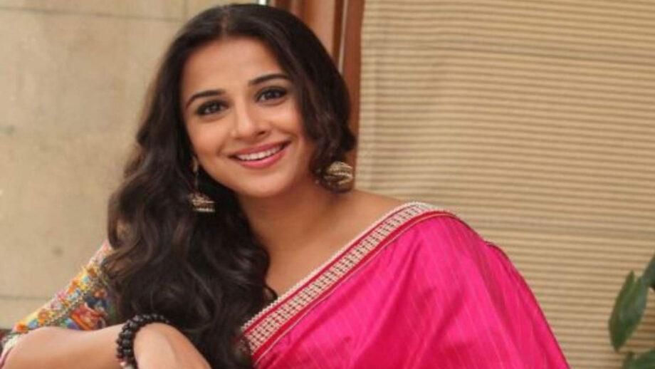 Tigress Vidya Balan all set to roar in her next film 'Sherni'