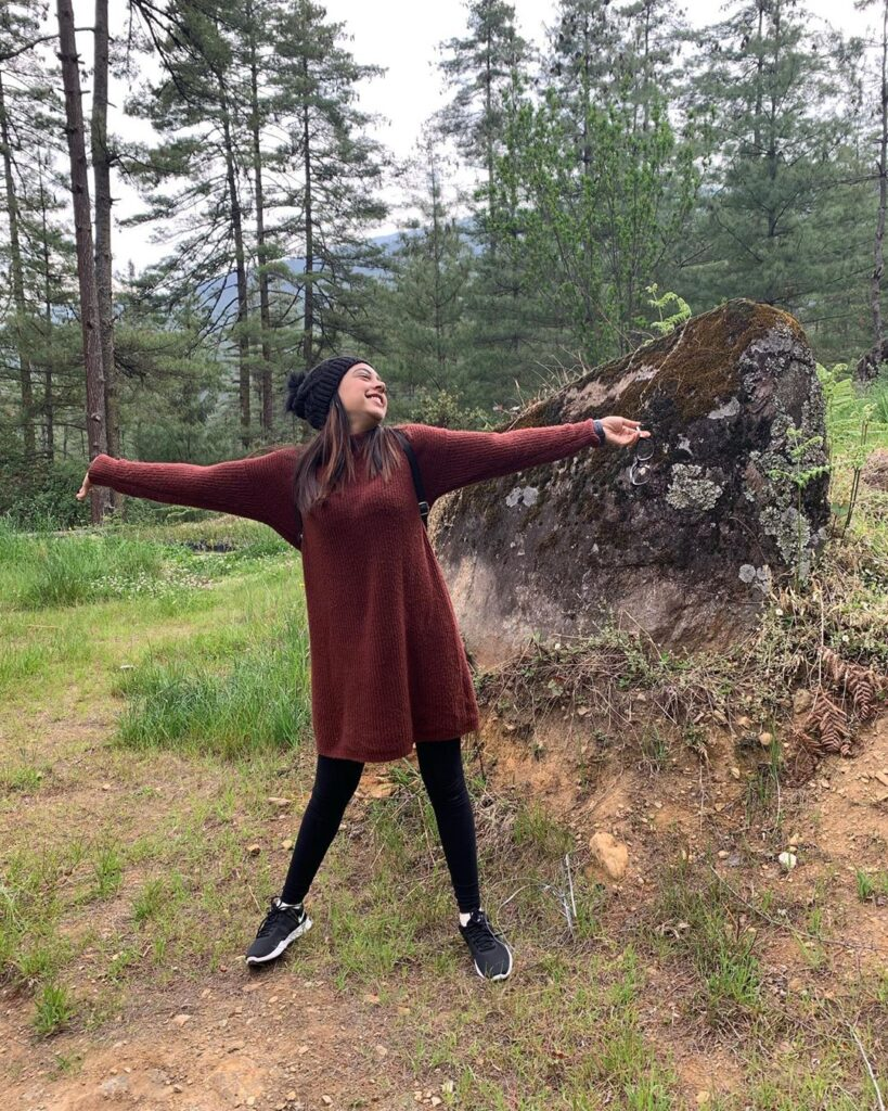 Travel Diaries: Check out Niti Taylor's breathtaking pictures 2