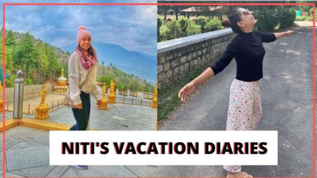 Travel Diaries: Check out Niti Taylor's breathtaking pictures 4