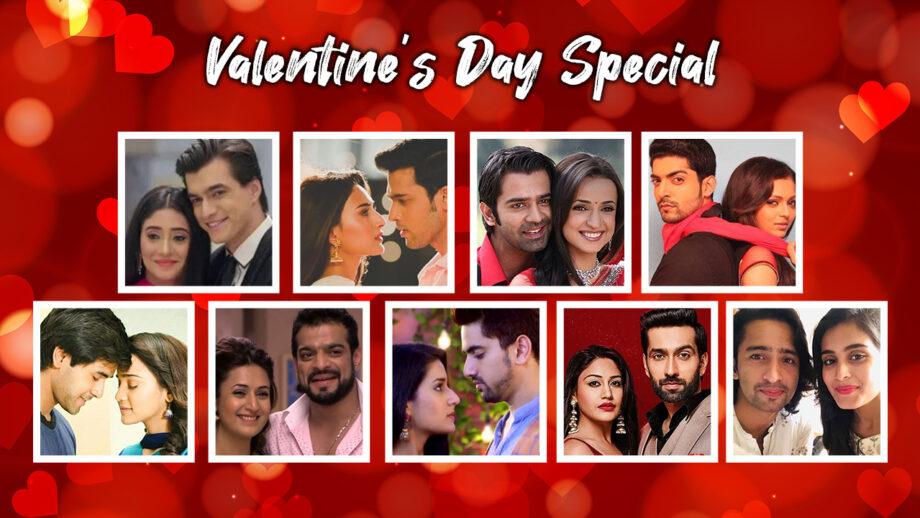Valentine's Day Special: Vote for most romantic TV couple: Kartik-Naira, Anurag-Prerna, Arnav-Khushi, Maan-Geet, Sameer-Naina, Raman-Ishita, Neil-Avni, Shivaay-Anika, Abir-Mishti