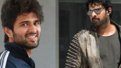 Vijay Devarakonda vs Prabhas: Who wins the battle of Superheroes?