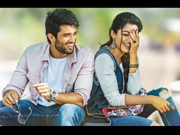 Vijay Deverakonda and Rashmika Mandanna: The Hottest On-Screen Couple in Tollywood 1