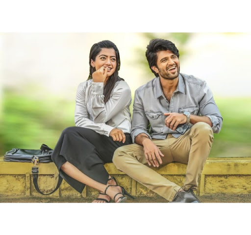 Vijay Deverakonda and Rashmika Mandanna: The Hottest On-Screen Couple in Tollywood 5