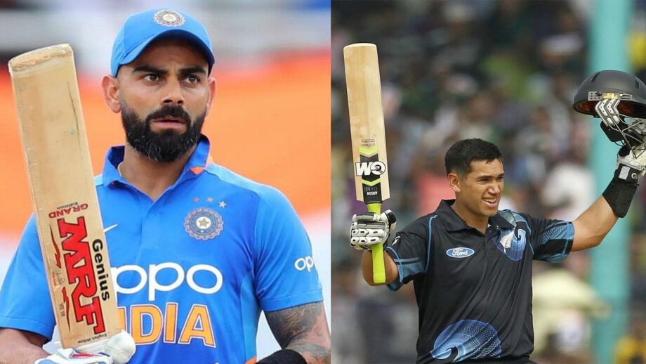 Virat Kohli vs Ross Taylor: The Best Match Winner