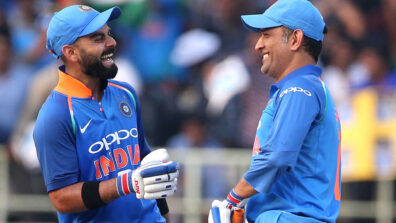 Virat Kohli will always LOVE MS Dhoni. Find out why